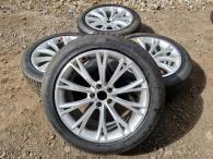 Alu kola disky letní orig. Audi A8 S8 A7 A6 A4 4H0