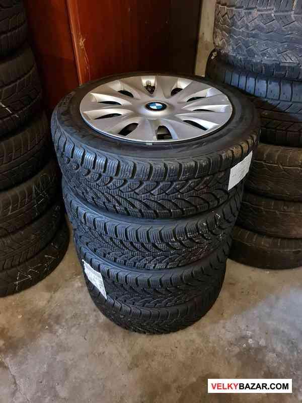 Plechové disky BMW se senzorama tlaku v pneu 67879 (1/6)