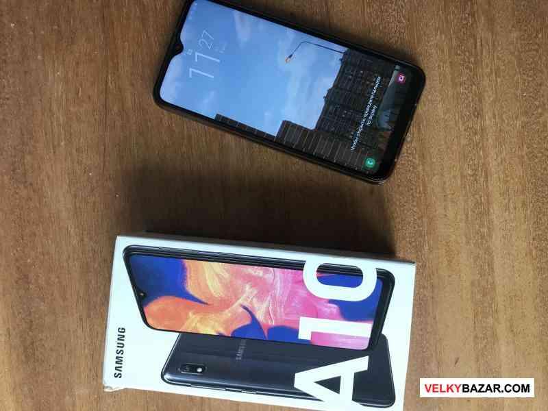 Samsung A10 32 Gb + 29 Gb (1/4)