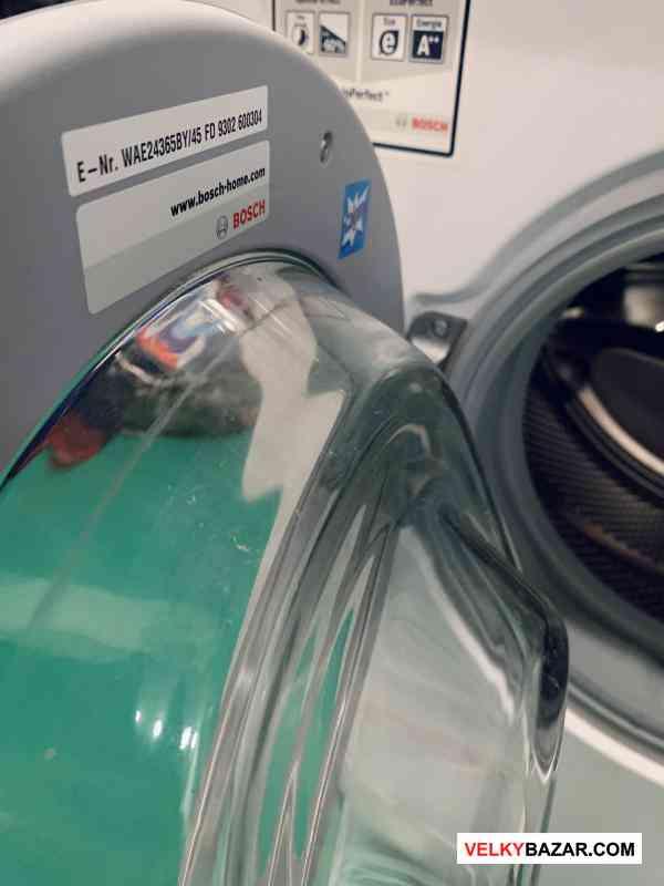 Pračka Bosch WAE 24365 BY bílá (1/9)