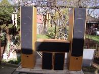 Repro soustava Pure Acoustics XTI 100 5.0 funkční