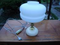 Retro lampa lampička Napako typ 8 5146 vzácná top