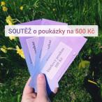 Jarní SOUTĚŽ o poukázky na 500 Kč!