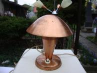 Stolní lampa lampička Kovona typ N11 N 11 Napako