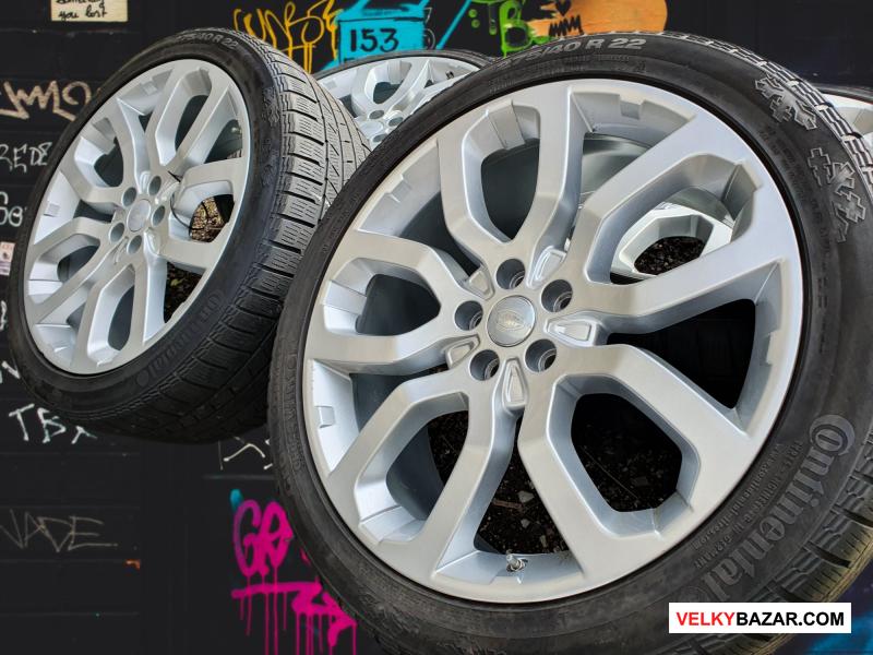 Alu kola  range rover styling 5004 5x120 9,5jx22 e (1/1)