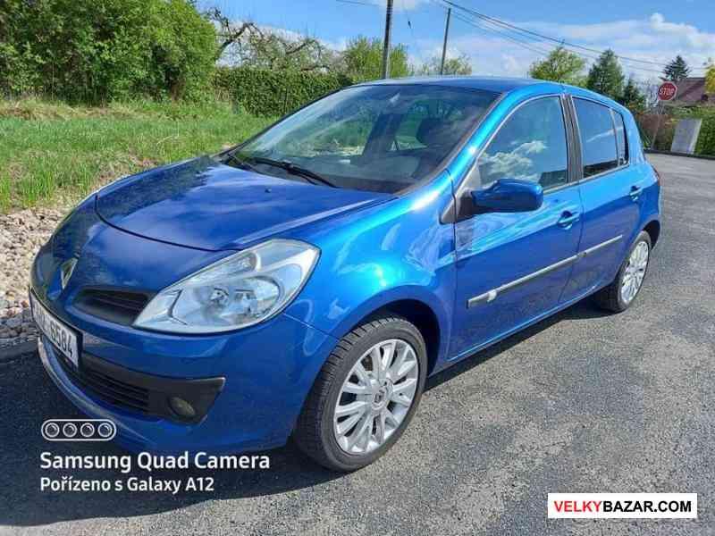 Renault clio 3 , 1.5dci, 63kw, rok 11/2007,naj.223 (1/6)