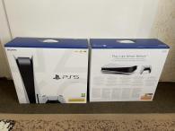 Sony Playstation 5 s mechanikou. PS5