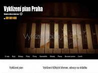 Vyklízení pian Praha