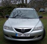 Mazda 6, kombi, v provozu od 2004
