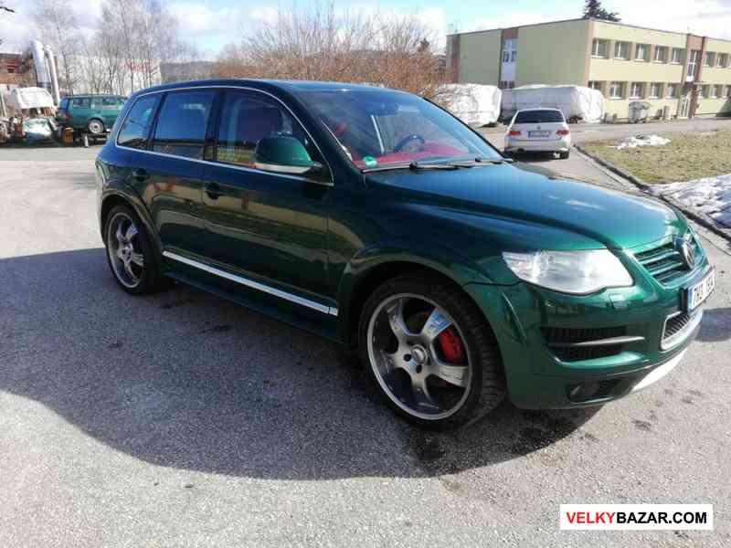 Volkswagen Touareg R-line R50 Individual Exclusive (1/7)