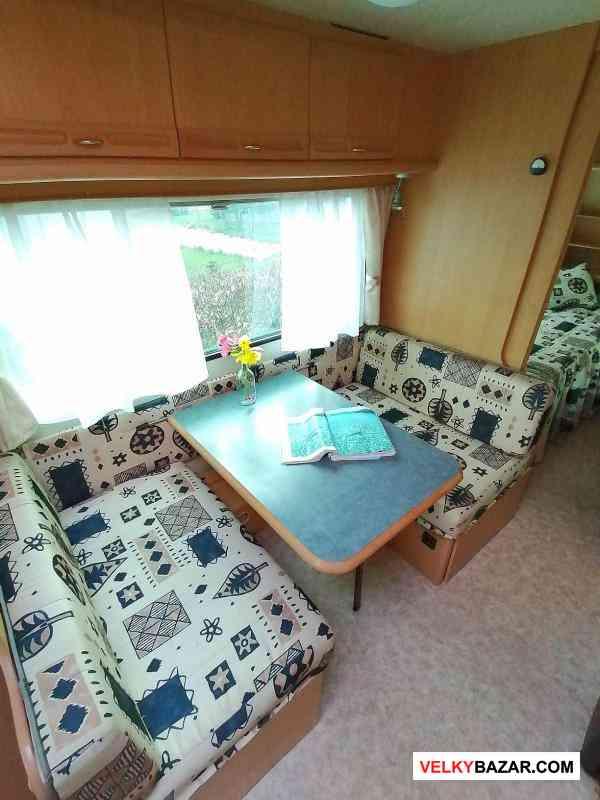 Prodam obytny prives, karavan znacky ADRIA Unica B (1/8)