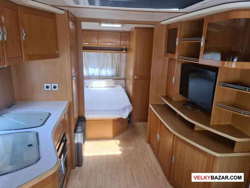 Prodam Luxusni obytny prives (karavan), Tabbert Vi (1/8)