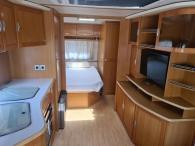 Prodam Luxusni obytny prives (karavan), Tabbert Vi