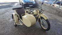 prodám motorka veterán Uralm62 rok vyroby 1996 na