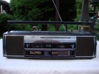 Retro rádio magnetofon kazeťák Aiwa CS-WX500V