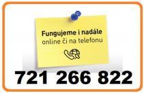 Běžně dostupná půjčka 721266822