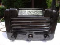 Rádio Tesla Talisman 305U plechová záda pěkný stav