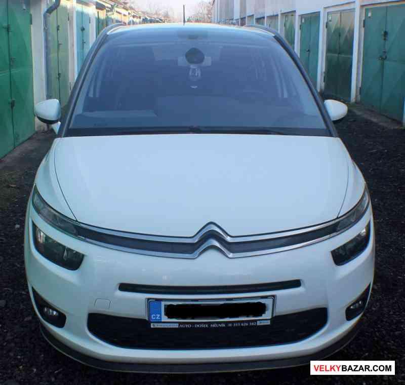 Citroën Grand C4 Picasso 1.6 HDI 7 míst (1/5)