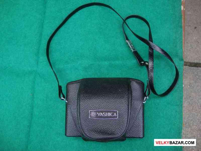 Fotoaparát Yashica Electro 35 GTN 35mm film pěkný (1/5)