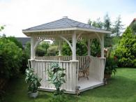 Oživte svou zahradu našimi altány