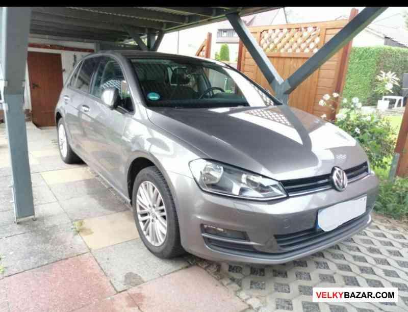 VW Golf 7 1.2 tsi cup 81kw blue motion tech comfort (1/5)