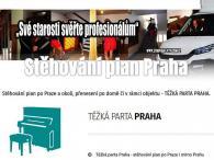 Stěhování pian po Praze i mimo Prahu