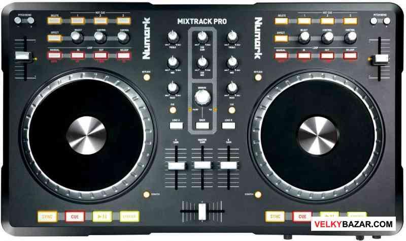 DJ konzole NUMARK MIXTRACK PRO (1/1)