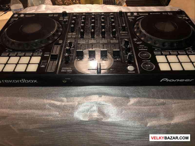 Prodám Zcela nový Pioneer DDJ-1000 DJ ovladač (1/2)