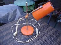 Retro lampička designová 60. - 70. roky zajímavá