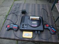 Retro konzole herní TV 16bit zachovalá kompletní
