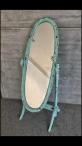 Vintage stojaci zcrcadlo-rucni vyroba