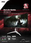 Herní monitor značky AOC model AGON AG352UCG