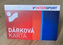 Poukaz Intersport - SLEVA 500 Kč