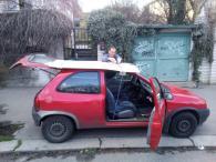 Pojizdny Opel Corsa 1997 za 6000 Kč