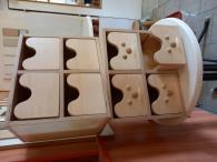 Zásuvkové skříňky