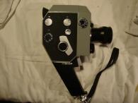 Retro Sovětská kamera Quarz DS8-3 8mm krásný stav